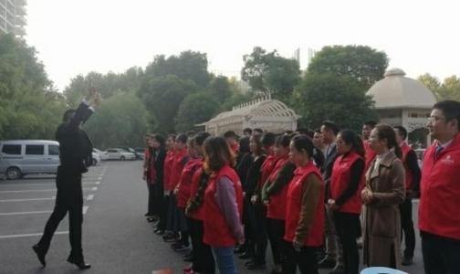 北疆硅藻泥5A项目精彩花絮(魏国战区)