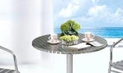 家居产业环保转型 铝制家具大有可为