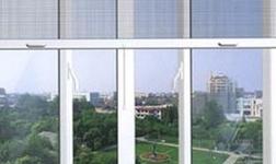 铝合金门窗型材的优势