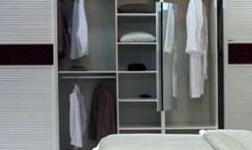 整体衣柜如何和房产共同开发精装修