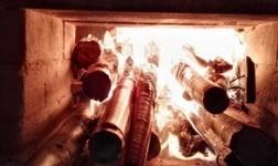 誉辉・薪火再燃|首条陶瓷大板整线窑炉点火投产