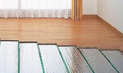 中纤板市场销售清淡,地热地板走俏市场