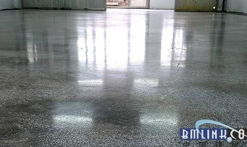 抛光混凝土地板有四大优点 环氧地坪四大特征