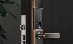 防盜門智能鎖為什么比防盜門還要貴?