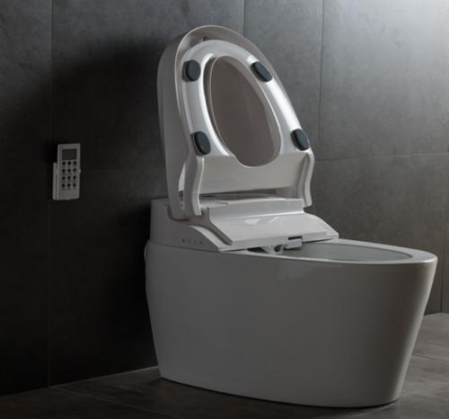 人性化如厕姿势,斯米顿卫浴智能马桶强势开启