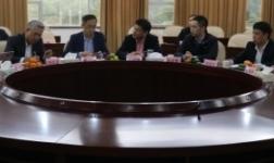 王力与富士康举行合作项目座谈会 将王力打造成一个服务创新公司