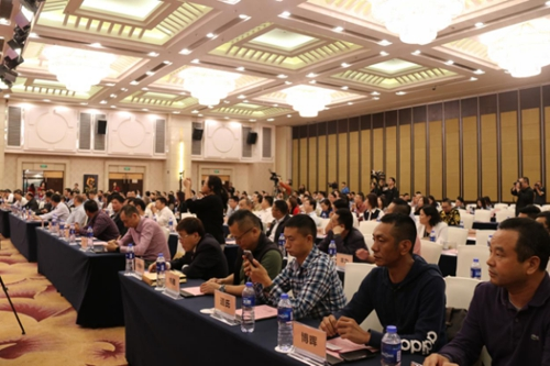 凝聚行业力量  共塑品牌未来――2019广州陶瓷工业展国内首场新闻发布会