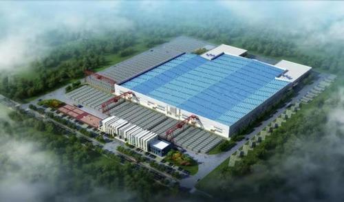 全球自动化及智能化程度更高的装配式生产基地即将在武汉投