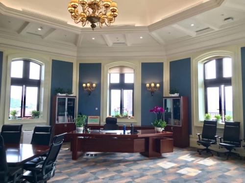 立邦工程助力打造华为研发、办公及员工住宅三大空间整体涂装方案