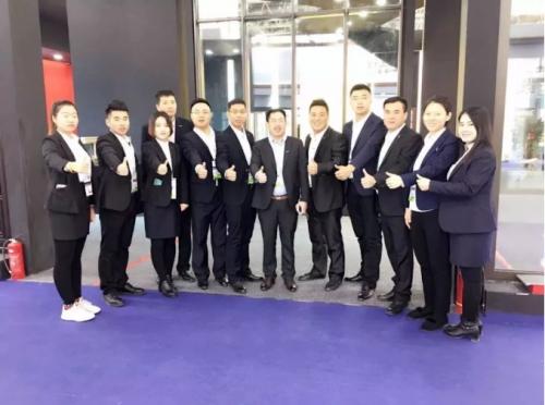 东朗麦斯特FBC2018中国国际门窗幕墙博览会报道