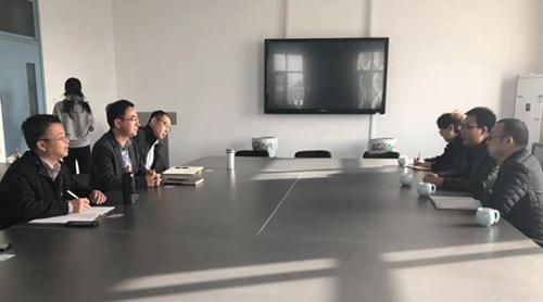 北京生态家园集团借智高校,共谋产学研合作发展