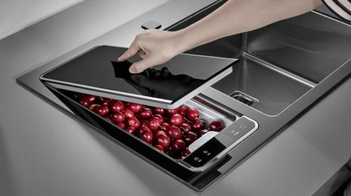 解放双手,让生活变得轻松便捷-方太水槽洗碗机Q7