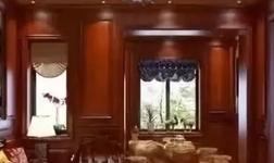 【九狮实木定制】这些护墙板知识,你知道吗!