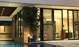 富轩门窗家装案例|500�O高端豪宅,设计实在太惊艳了!