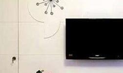 电视背景墙隐形门设计上要注意什么?