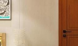 在含蓄中綻放丨緣木系列新中式油漆門賞析