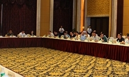 金意陶助力中国建筑卫生陶瓷协会第七届理事会