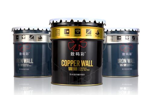 重新定义外墙漆 水泥/瓷砖基面上直接刷翻新 它究竟有多牛?