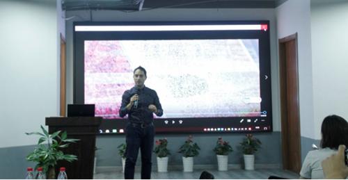 智能地坪系统  夫洛商学院杭州站向首期学员揭秘