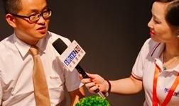 【中国建博会特辑】建材网专访巴迪斯新渠道事业部总监――潘雄刚