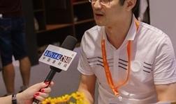 【中国建博会特辑】建材网专访金帅销售总监――罗辉权