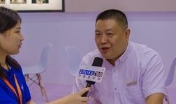 【中国建博会特辑】建材网专访亚太天能副总经理――付朝晖