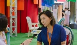 【中国建博会特辑】中国建材网专访邓恩・爱德华兹涂料总经理―― Lillian wu