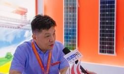 【中国建博会特辑】中国建材网专访欧兰特董事长――王大安