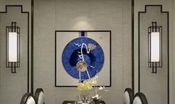 【飞鱼狮大家居・集成墙面】直到遇见新中式,才有静谧安逸的生活