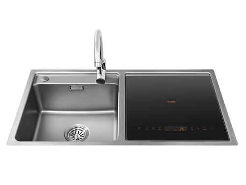 方太水槽洗碗机,让现代厨房水槽多一种选择