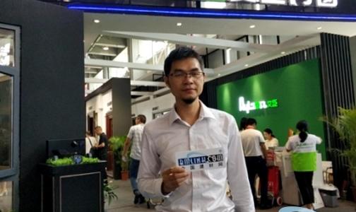 【中国建博会特辑】现代感十足的门窗品牌|艾臣成建博会上的精品专业户?