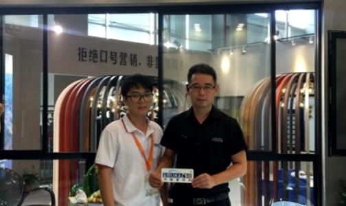 【中国建博会特辑】罗兰德式:拒绝口号营销,让产品回归本质
