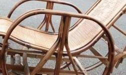 竹制家具饰品也可以如此多样