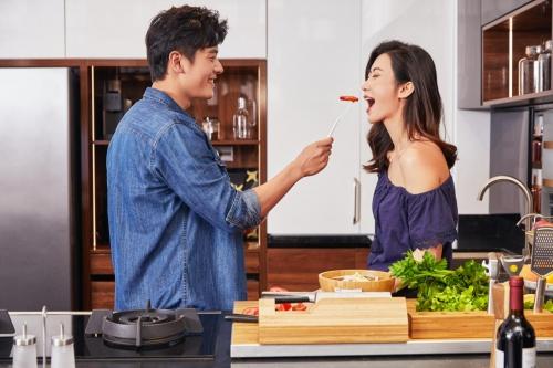 欧派Magic Q智能橱柜 教你玩转韩国美食