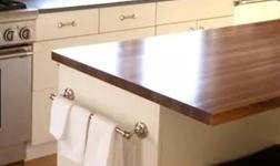【飛魚獅大家居·櫥柜】既要美觀又要耐用!廚房裝修櫥柜臺面怎么選怎么裝?