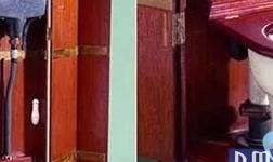 颠覆传统 折叠马桶能让卫生间变大