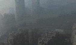 蓝天豚PM2.5终结者海泡石外墙涂料,助你远离雾霾伤害