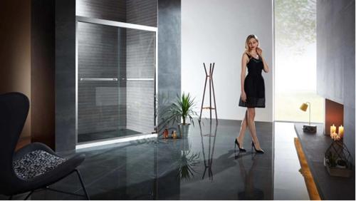德立淋浴房 :论淋浴房安装的重要性