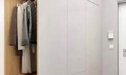 定制門廳衣柜 這些細節一定要注意!