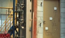 达安盛绿色家居木质防火门圆满通过英标BS及美标UL系列测试
