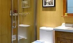 整体卫生间为什么大部分使用玻璃
