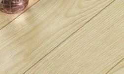 復合地板污垢的清理和真假實木地板的辨別