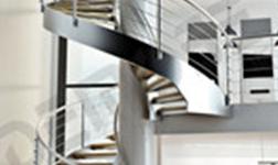 如何验收安装好的旋转楼梯?