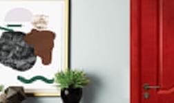 简欧风格的木门搭配有什么特点?