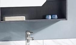 生态实木免漆板浴室柜到底有啥好?