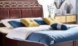 卧室实木家具合理选购很重要 合理摆放更重要
