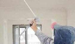 水性涂料噴涂施工操作技巧及注意事項