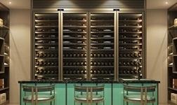 用真实案例带您了解不锈钢酒柜定制订做全过程