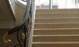 大理石樓梯踏步橫頭的5種做法!