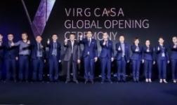 V势待发!VIRG CASA�^�Z家居全球发布礼夺目全场!